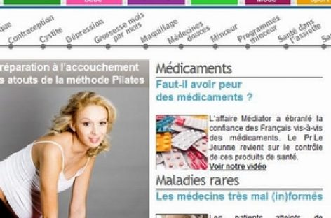 Internet : 46 % des Français y cherchent des informations sur la santé
