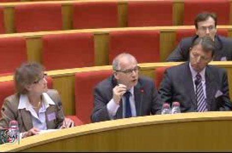 Affaire Mediator et gestion du médicament : le LEEM s'explique au Sénat
