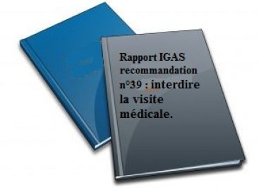 Politique du médicament : l'IGAS veut «recycler» la promotion !