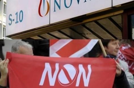 Novartis licencie en Suisse : les médecins brandissent leur arme anti-délocalisation