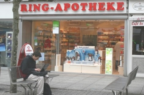 Ventes de médicaments par Internet en l'Allemagne : une lente mais progressive ascension