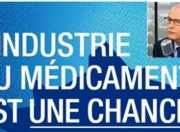 Médicament : Christian Lajoux décrète l'état d'urgence