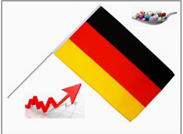Ventes de médicaments : la France plonge, l'Allemagne se maintient