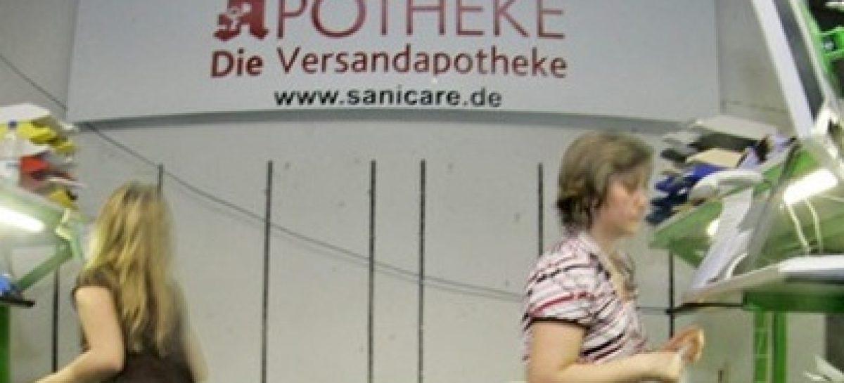 Allemagne : les ventes de médicaments par Internet repartent à la hausse