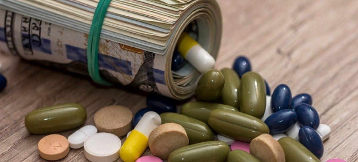 Pharma mondiale (1) : redistribution des cartes