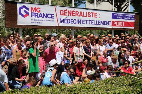 MG France persiste et signe son projet de santé
